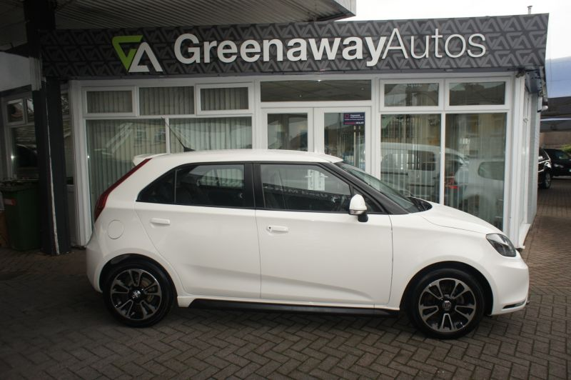 Used MG 3 in Cardiff, Wales for sale