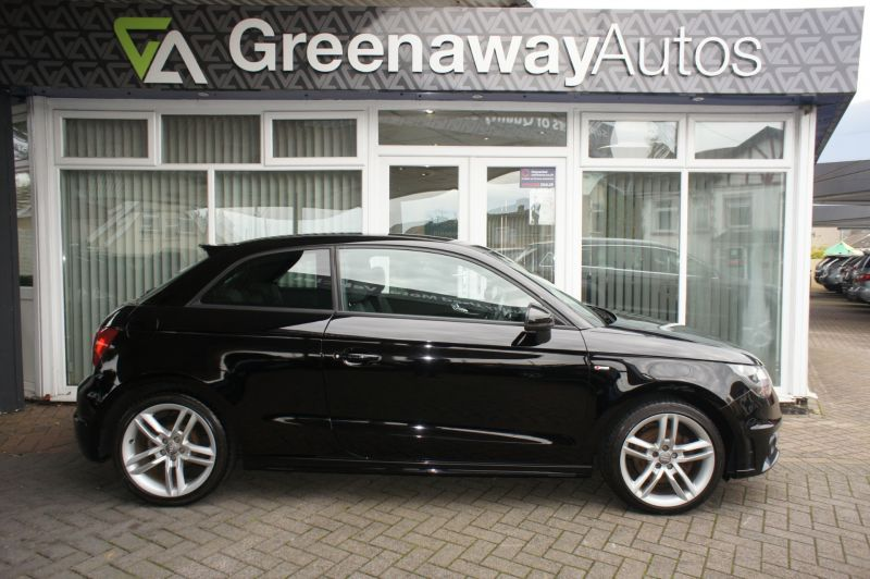 Used AUDI A1 in Pontypridd, Wales for sale