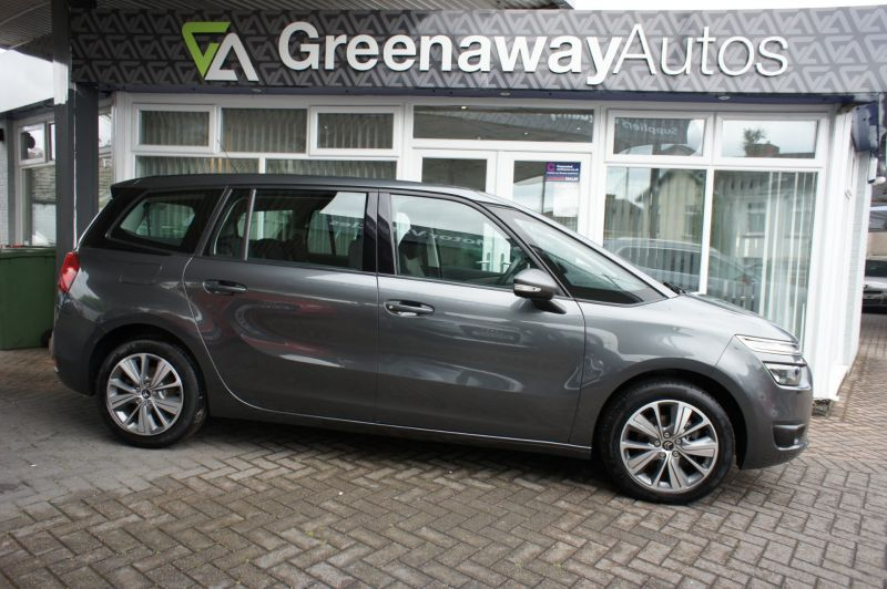 Used CITROEN C4 GRAND PICASSO in Cardiff, Wales for sale