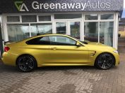 BMW 4 SERIES M4STUNNING CAR GREAT COLOUR - 1941 - 1