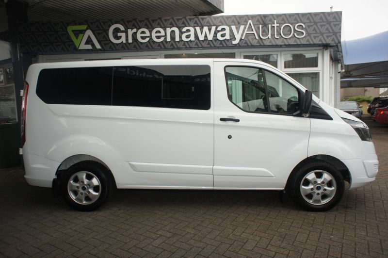 Used FORD TRANSIT CUSTOM in Pontypridd, Wales for sale