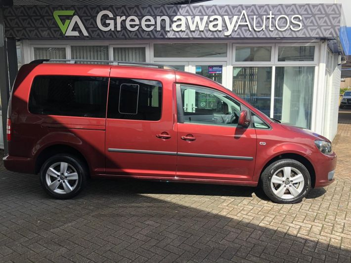 Used VOLKSWAGEN CADDY MAXI in Cardiff, Wales for sale