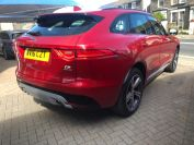 JAGUAR F-PACE V6 S AWD BEAUTIFUL CAR GREAT COLOUR - 1968 - 9