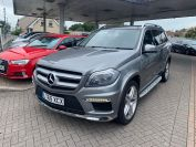 MERCEDES GL-CLASS GL350 BLUETEC AMG SPORT£7000 WORTH OF EXRAS  - 1923 - 8