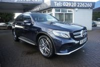 MERCEDES GLC-CLASS GLC 220 D 4MATIC AMG LINE PREMIUM LOVELY AMG LINE SPEC - 1754 - 2