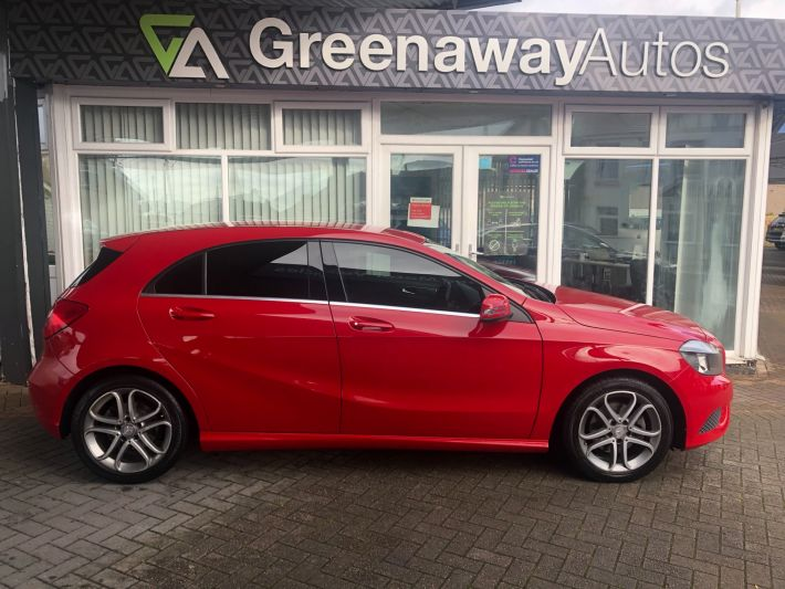 Used MERCEDES A-CLASS in Cardiff, Wales for sale