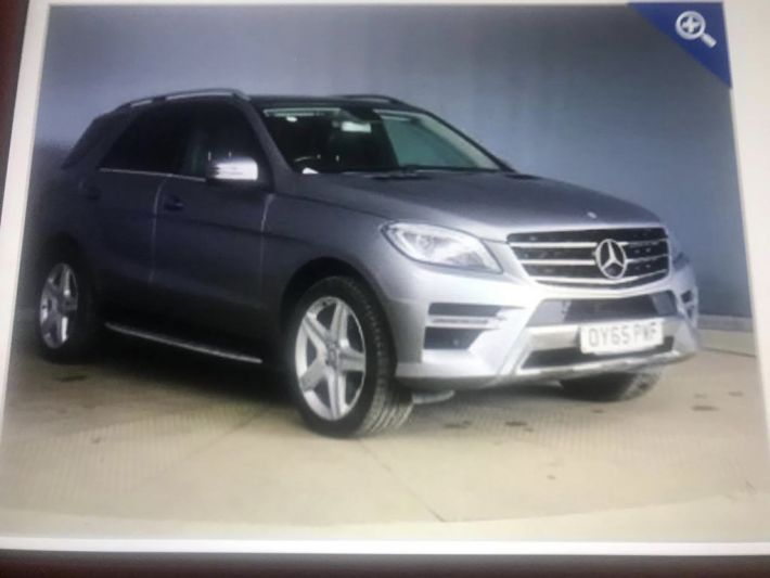 Used MERCEDES M-CLASS in Cardiff, Wales for sale