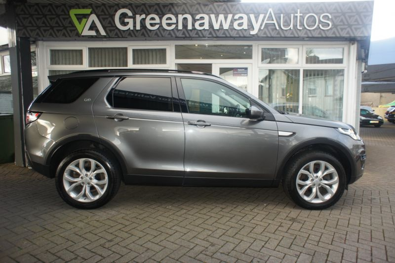 Used LAND ROVER DISCOVERY SPORT in Cardiff, Wales for sale