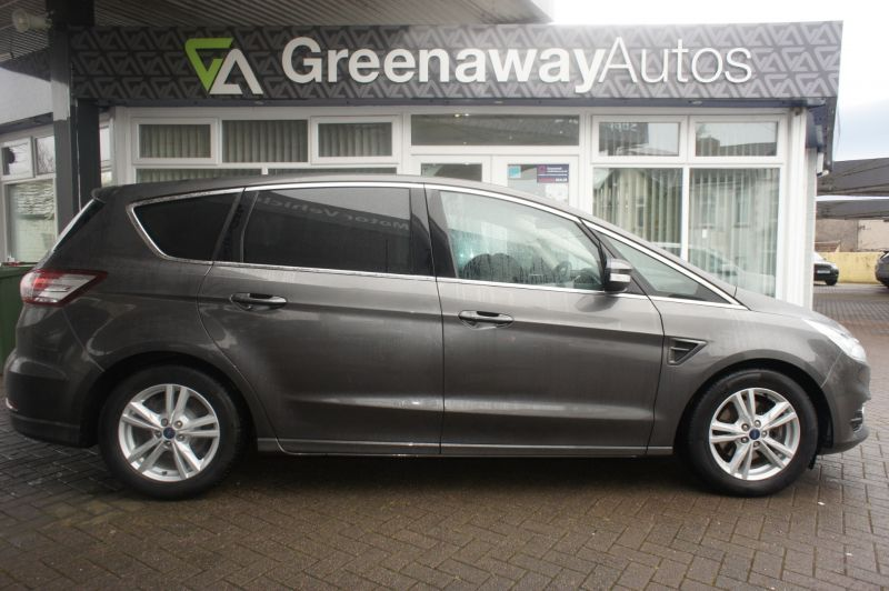 Used FORD S-MAX in Cardiff, Wales for sale