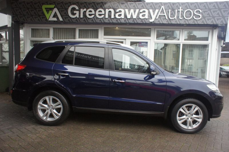Used HYUNDAI SANTA FE in Cardiff, Wales for sale