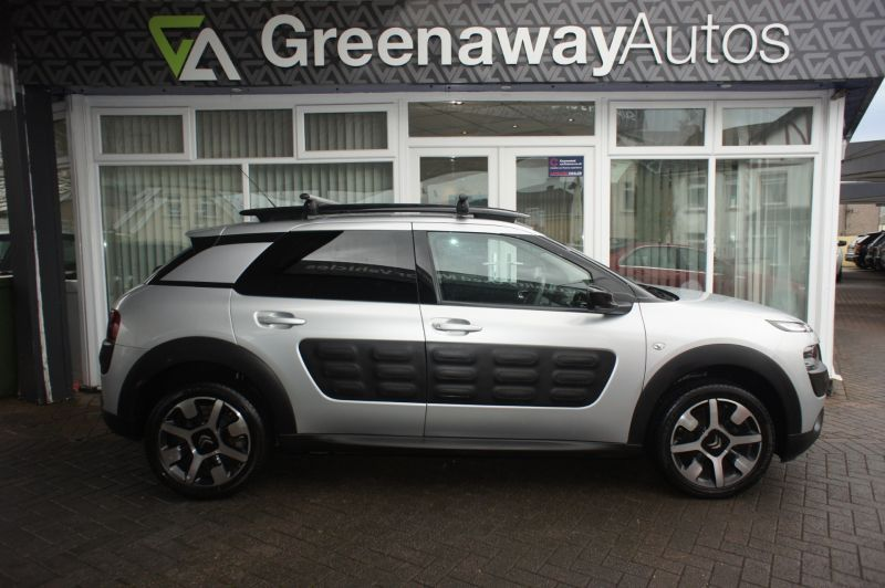 Used CITROEN C4 CACTUS in Cardiff, Wales for sale