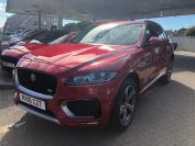 JAGUAR F-PACE V6 S AWD BEAUTIFUL CAR GREAT COLOUR - 1968 - 2