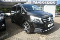 MERCEDES V-CLASS V 250 D AMG LINE STUNNING EXAMPLE FULLY LOADED   - 1639 - 2