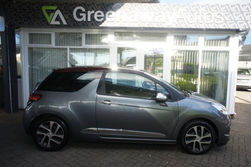 Used CITROEN DS3 in Cardiff, Wales for sale