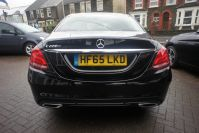 MERCEDES C-CLASS C220 D AMG LINE PREMIUM PLUS STUNNING CAR LOW MILES FSH - 1746 - 24