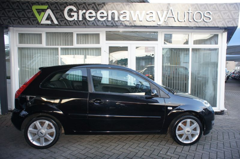 Used FORD FIESTA in Cardiff, Wales for sale