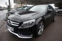 MERCEDES C-CLASS C220 D AMG LINE PREMIUM PLUS STUNNING CAR LOW MILES FSH - 1746 - 21
