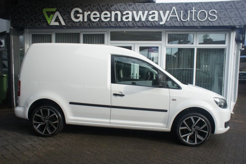 Used VOLKSWAGEN CADDY in Cardiff, Wales for sale