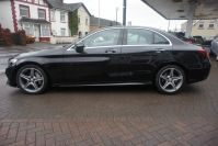 MERCEDES C-CLASS C220 D AMG LINE PREMIUM PLUS STUNNING CAR LOW MILES FSH - 1746 - 22