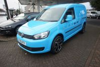 VOLKSWAGEN CADDY MAXI C20 TDI STUNNING EXAMPLE MUST BE SEEN  - 1356 - 4