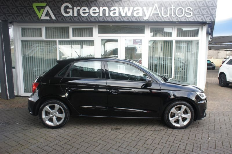 Used AUDI A1 in Cardiff, Wales for sale