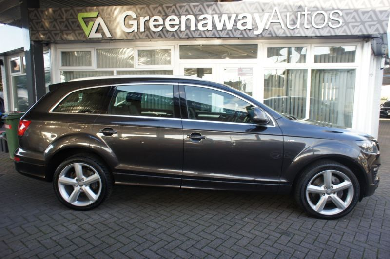 Used AUDI Q7 in Cardiff, Wales for sale