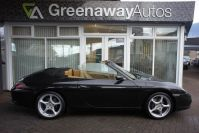 PORSCHE 911 CARRERA 2 TIPTRONIC S RARE LOW MILEAGE WITH HARDTOP  - 1364 - 2