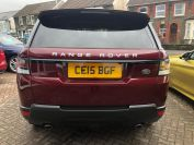 LAND ROVER RANGE ROVER SPORT SDV6 HSE DYNAMIC£6730 WORTH OF EXTRAS STUNNING - 1929 - 6