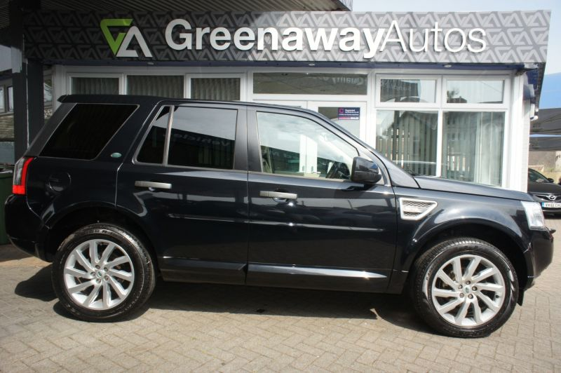 Used LAND ROVER FREELANDER in Cardiff, Wales for sale