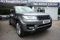 LAND ROVER RANGE ROVER SPORT SDV6 HSE DYNAMIC 4500 WORTH OF EXTRAS - 1520 - 2