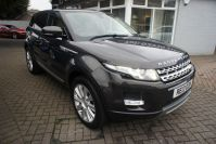 LAND ROVER RANGE ROVER EVOQUE SD4 PRESTIGE LUX £5805 WORTH OF OPTIONS  - 1390 - 2