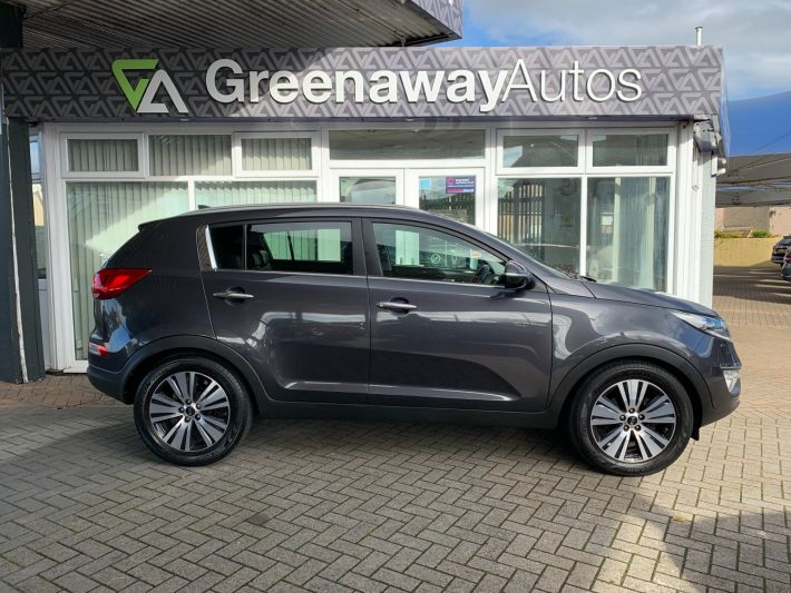 Used KIA SPORTAGE in Cardiff, Wales for sale