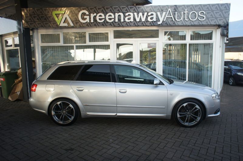 Used AUDI A4 in Cardiff, Wales for sale