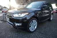 LAND ROVER RANGE ROVER SPORT SDV6 HSE £4810 WORTH OF OPTIONS  - 1361 - 4