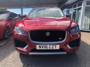 JAGUAR F-PACE V6 S AWD BEAUTIFUL CAR GREAT COLOUR - 1968 - 3