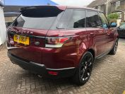 LAND ROVER RANGE ROVER SPORT SDV6 HSE DYNAMIC£6730 WORTH OF EXTRAS STUNNING - 1929 - 4