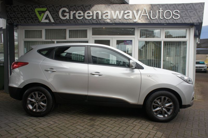 Used HYUNDAI IX35 in Cardiff, Wales for sale