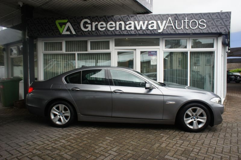 Used BMW 5 SERIES in Cardiff, Wales for sale