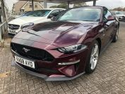 FORD MUSTANG GT AMAZING CAR WITH CUSTOM 4 PACK - 2089 - 4
