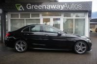 MERCEDES C-CLASS C220 D AMG LINE PREMIUM PLUS STUNNING CAR LOW MILES FSH - 1746 - 1