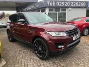 LAND ROVER RANGE ROVER SPORT SDV6 HSE DYNAMIC£6730 WORTH OF EXTRAS STUNNING - 1929 - 3