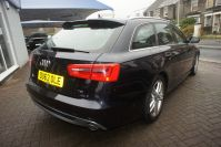AUDI A6 AVANT TDI S LINE STUNNING CAR FULLY LOADED  - 1638 - 7