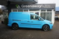 VOLKSWAGEN CADDY MAXI C20 TDI STUNNING EXAMPLE MUST BE SEEN  - 1356 - 1