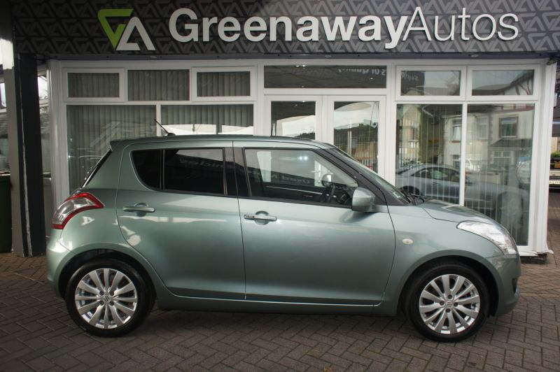 Used SUZUKI SWIFT in Cardiff, Wales for sale
