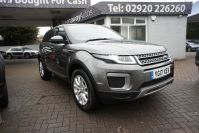 LAND ROVER RANGE ROVER EVOQUE TD4 SE GREAT VALUE LOW RATE FINANCE  - 1666 - 2