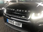 LAND ROVER RANGE ROVER EVOQUE TD4 SE TECH SUPERB LOOKING CAR PAN ROOF - 2014 - 9