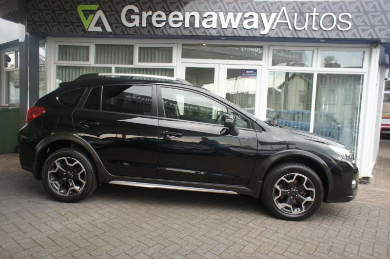 Used SUBARU XV in Cardiff, Wales for sale