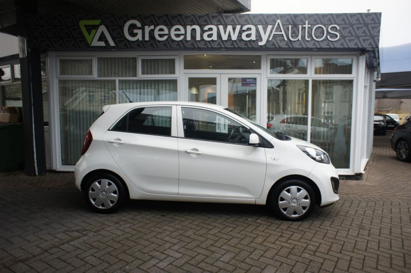 Used KIA PICANTO in Cardiff, Wales for sale
