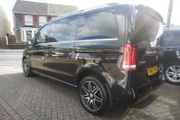 MERCEDES V-CLASS V 250 D AMG LINE STUNNING EXAMPLE FULLY LOADED   - 1639 - 6