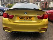 BMW 4 SERIES M4STUNNING CAR GREAT COLOUR - 1941 - 5